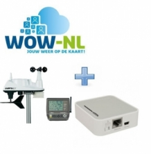 KNMI WOW Vue Weerstation