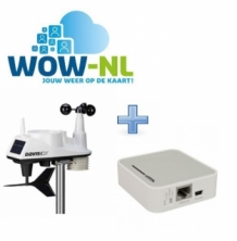 KNMI WOW Vue ISS Weerstation